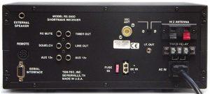 TEN-TEC RX-350D HF DSP Receiver -
